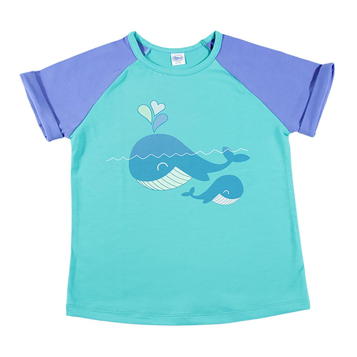 Veliko plavetnilo majica za djecu