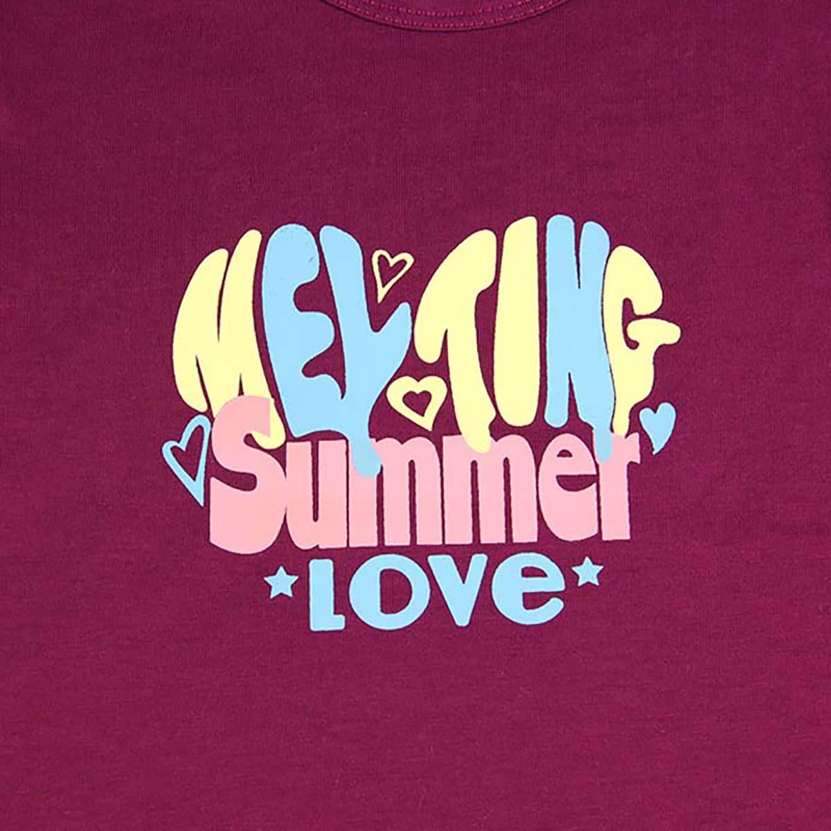 melting summer love