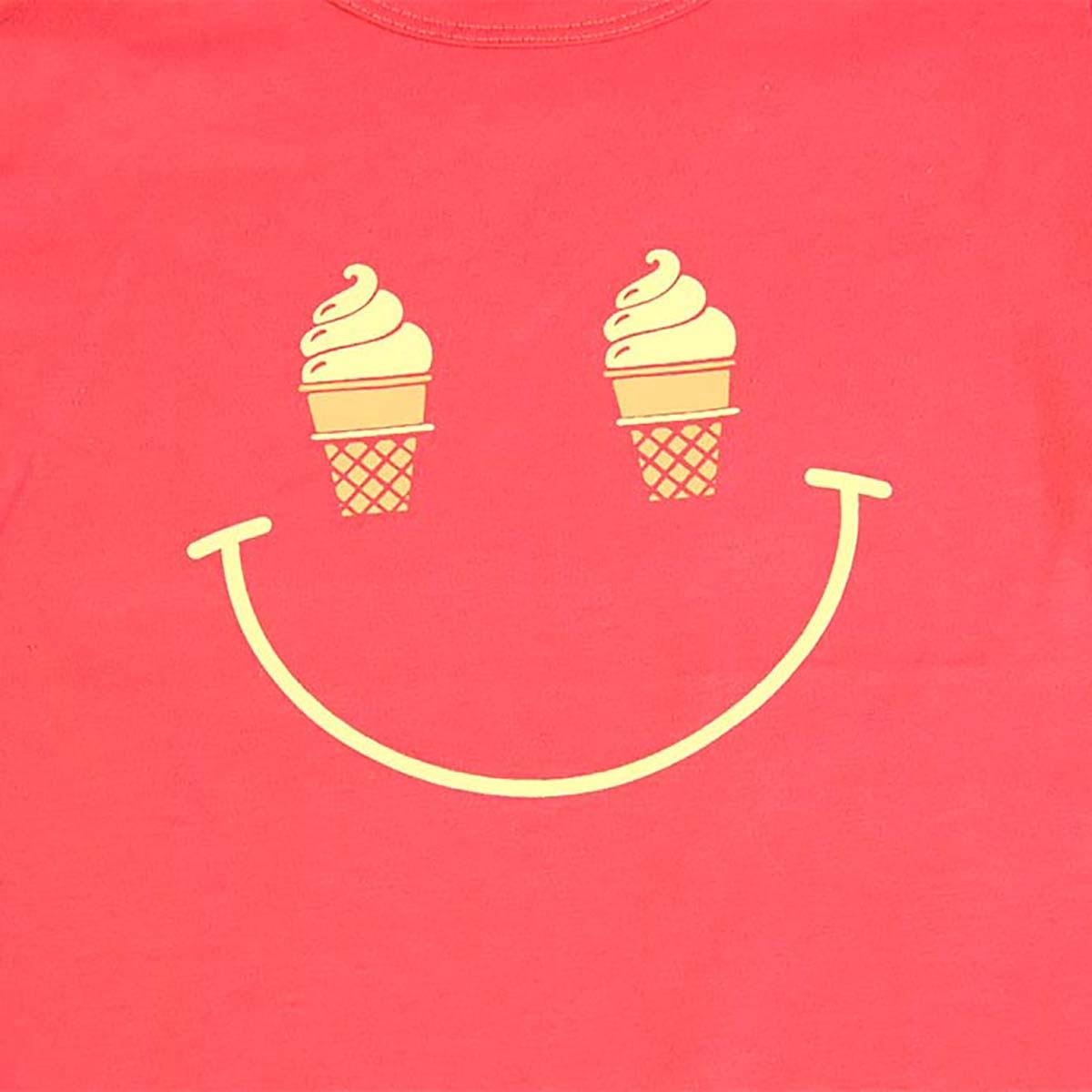 sladači na ljetnoj majici