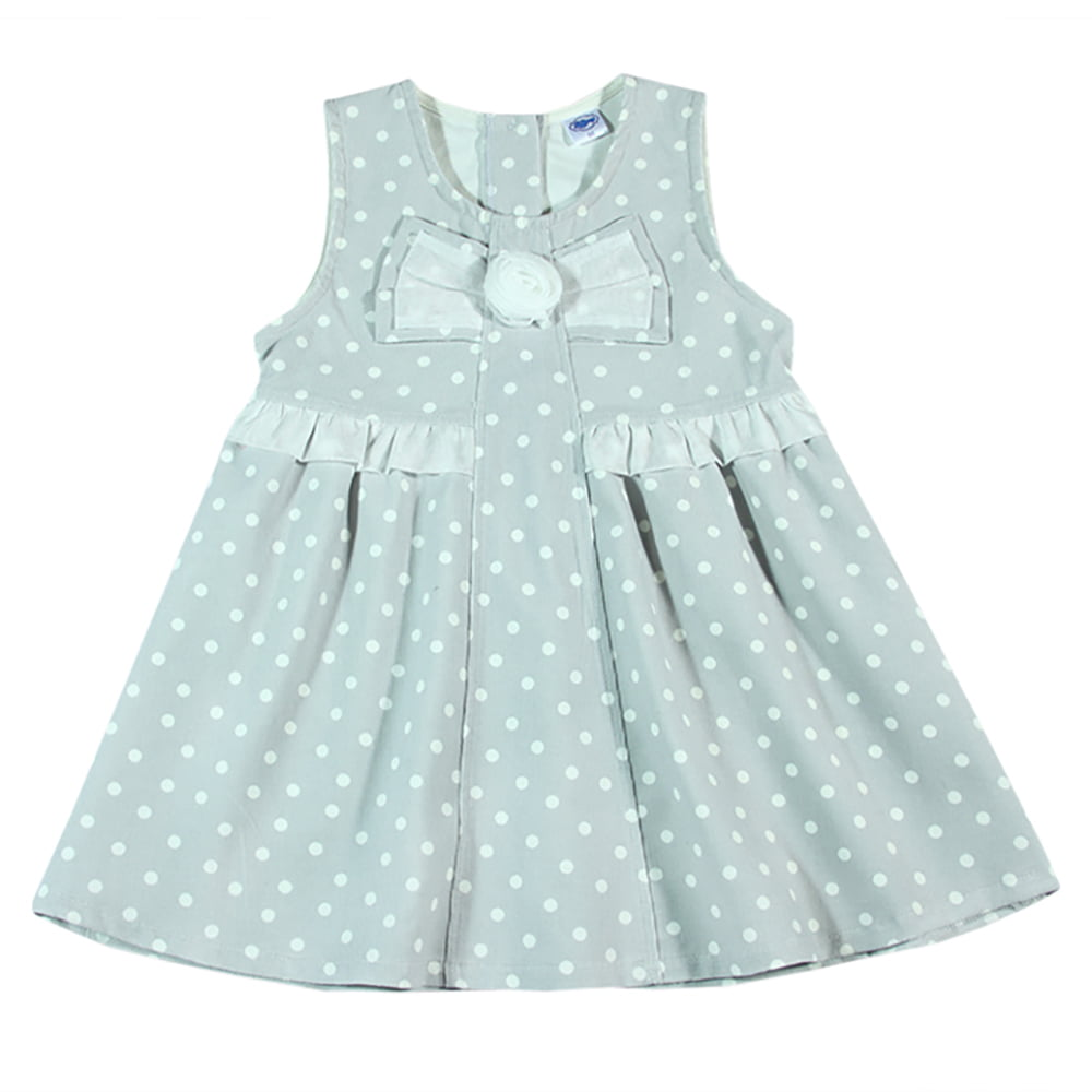 wanda haljina na točkice za djevojčice