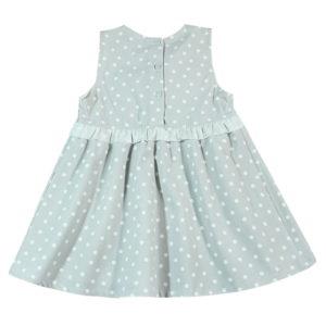 wanda točkasta haljina za bebe i djevojčice