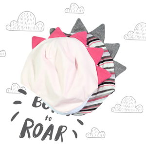 Kolekcija kapa s bodljama za bebe i djevojčice